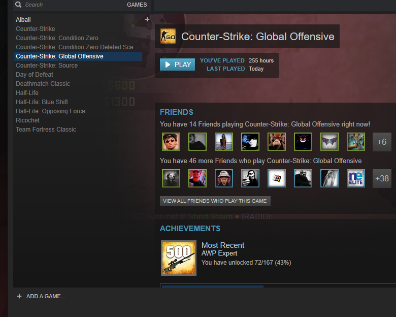 Selling a new steam account - Buy/Sell/Trade - Chod's Cheats